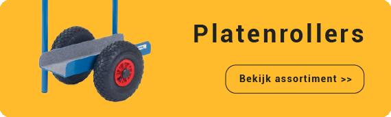 Platenrollers
